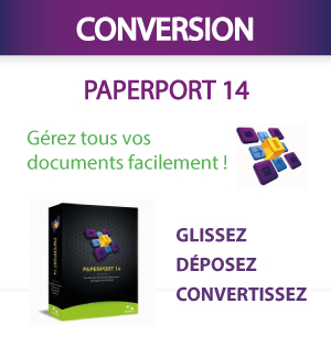 conversion de documents